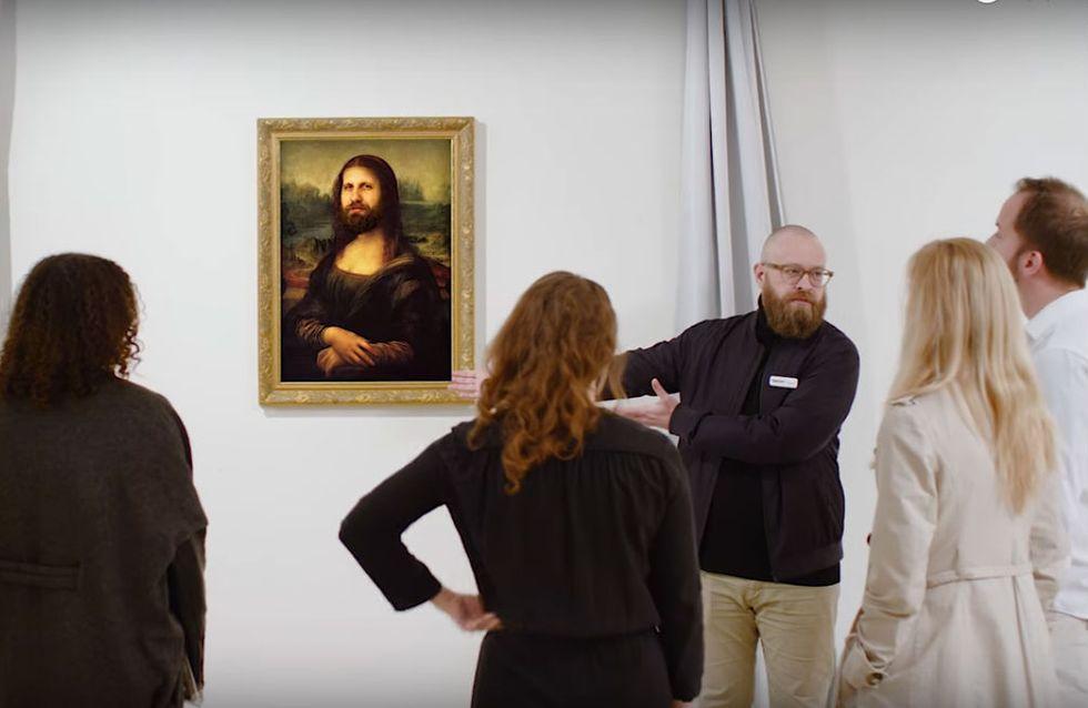 Le Musée du harcèlement de rue, une campagne de prévention drôle et percutante (vidéo)