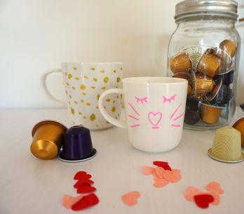Fête des mères : un mug personnalisé pour maman