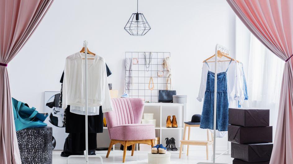 Endlich Ordnung! 8 genial einfache Kleiderschrank-Hacks