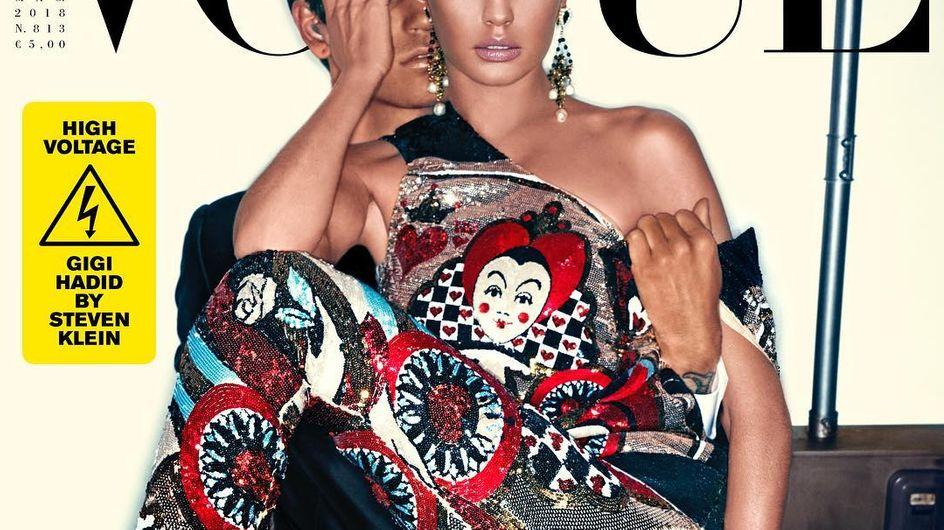Gigi Hadid pide disculpas tras ser acusada de racismo por su última portada