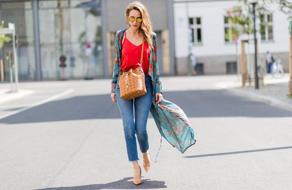 Skinny Jeans kombinieren: Diese Oberteile und Schuhe passen