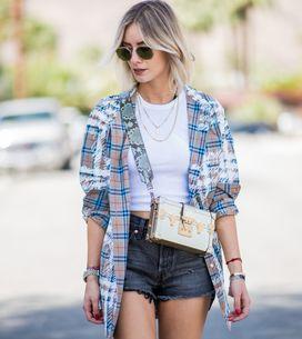 T-Shirt kombinieren: SO solltet ihr das Basic ab sofort tragen!