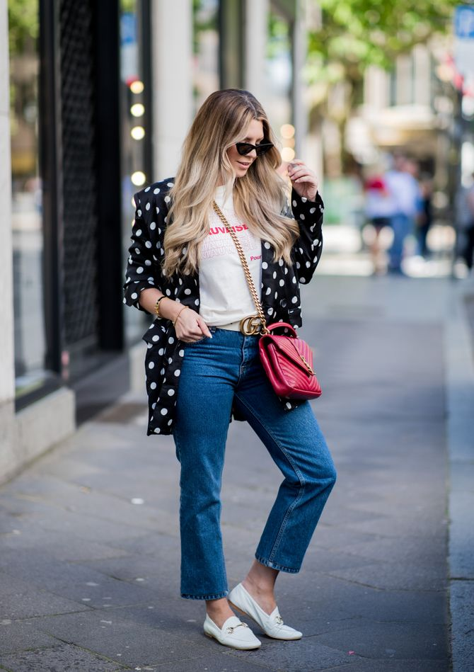 Mom Jeans kombinieren