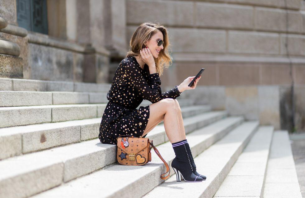 Schwarzes Kleid kombinieren: Die besten Styling Tipps
