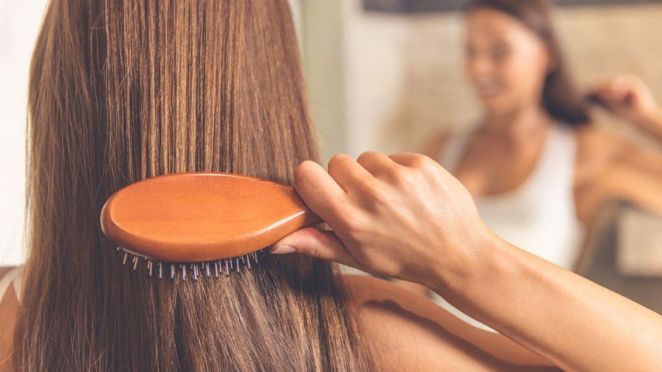 Cómo cepillar el pelo para no estropearlo