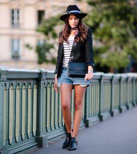 Shorts kombinieren: Das ist der perfekte Look für jede Figur!