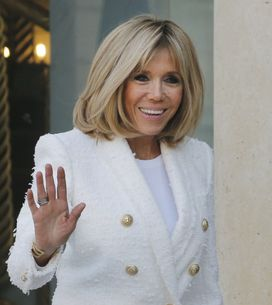 Brigitte Macron, égérie à son insu d'une marque de crème anti-rides