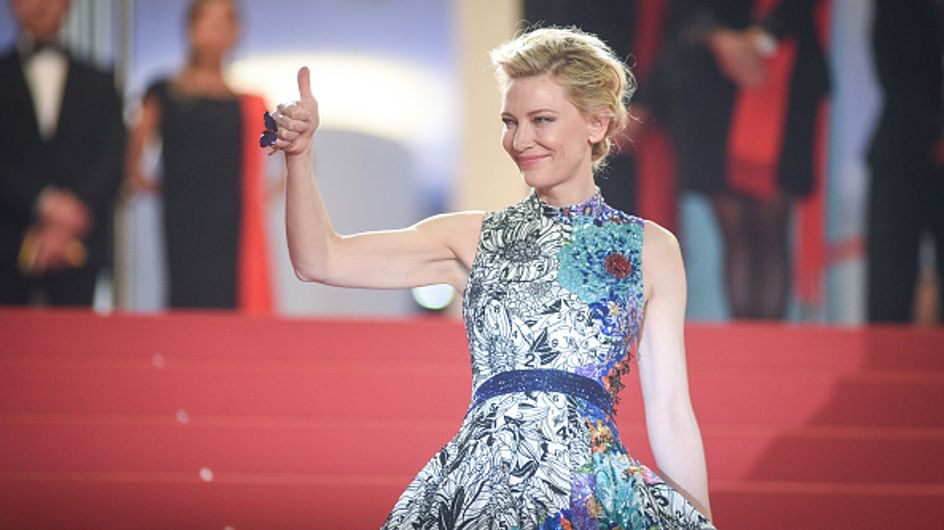 Une montée des marches 100% féminine et engagée pour cette 1e édition post-Weinstein