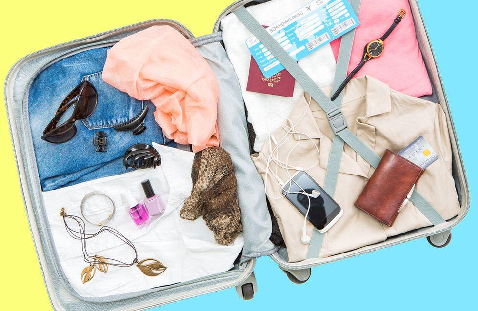 Koffer packen: 6 absolut geniale Tricks, die JEDER kennen sollte