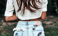 DIY-Tutorial: SO kannst du eine Destroyed-Jeans selber machen