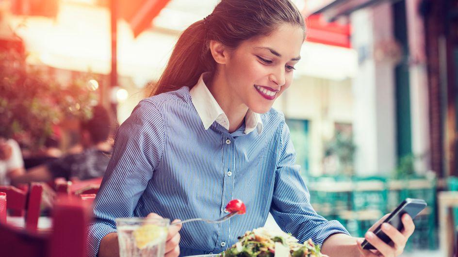 Los 10 mandamientos para seguir la dieta en un restaurante