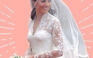 Der Royal-Wedding-Test: Welches Prinzessinnen-Brautkleid passt zu dir?