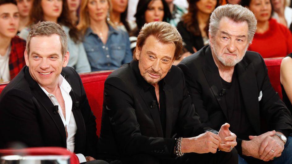 """Eddy Mitchell se confie sur le décès de Johnny Hallyday : """"Il savait que c'était fini"""""""