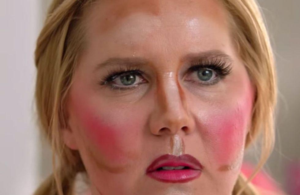 Ces galères que toutes les accros au maquillage connaissent