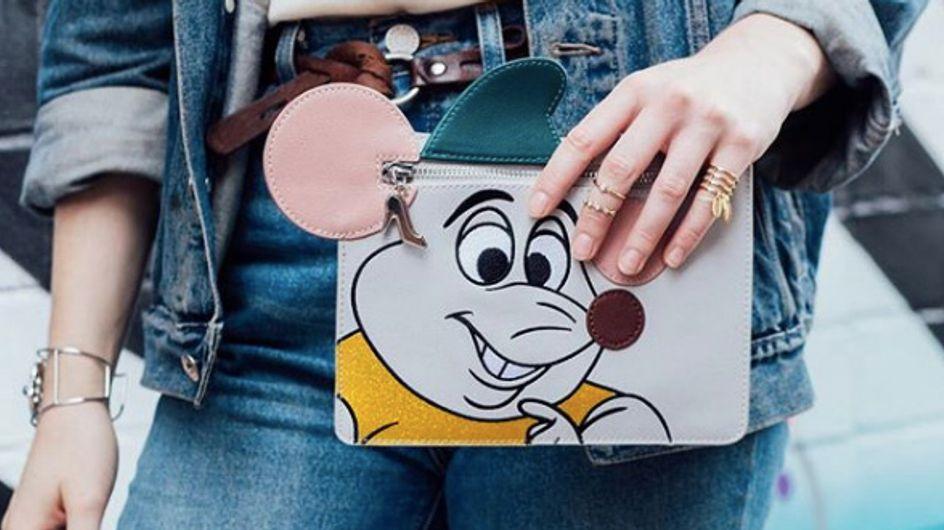 Voici les sacs Disney que vous voudrez absolument vous offrir pour l'été (Photos)