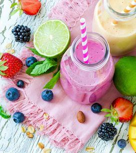 8 smoothies vitaminés pour bien commencer la journée
