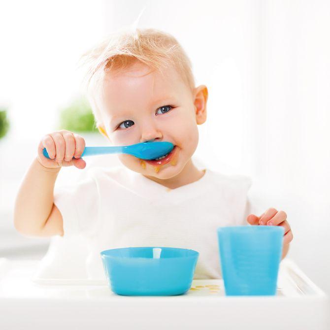 Hábitos saludables en la alimentación de los bebés