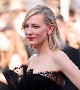 Cate Blanchett n'a pas opté pour une robe à Cannes mais était quand même la plus