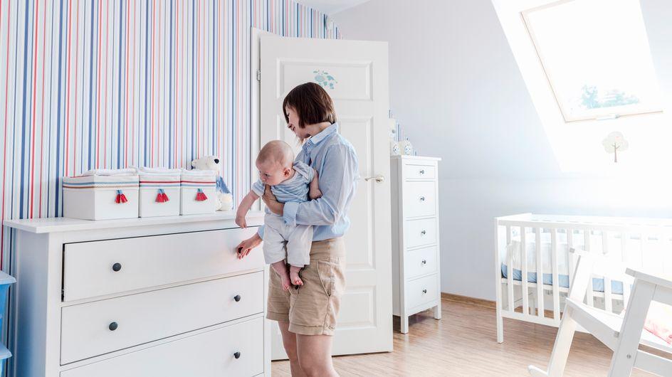 Cómo organizar el cambio de armario de los niños en 5 pasos