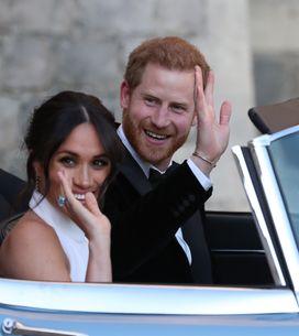 Meghan Markle dévoile une deuxième robe blanche canon pour la soirée en famille