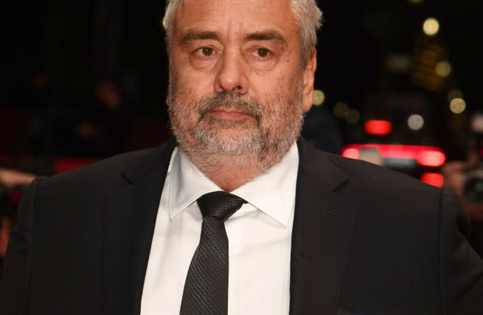 Une comédienne accuse Luc Besson de viol