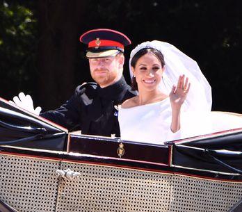 Mariage de Meghan Markle et Prince Harry, tous les détails de leur soirée à Frog