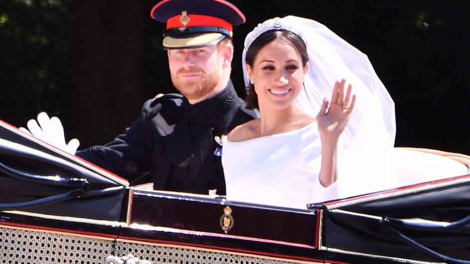 Mariage de Meghan Markle et Prince Harry, tous les détails de leur soirée à Frogmore House