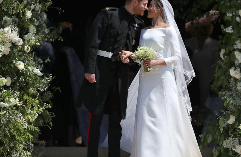 La robe de mariée de Meghan Markle disponible