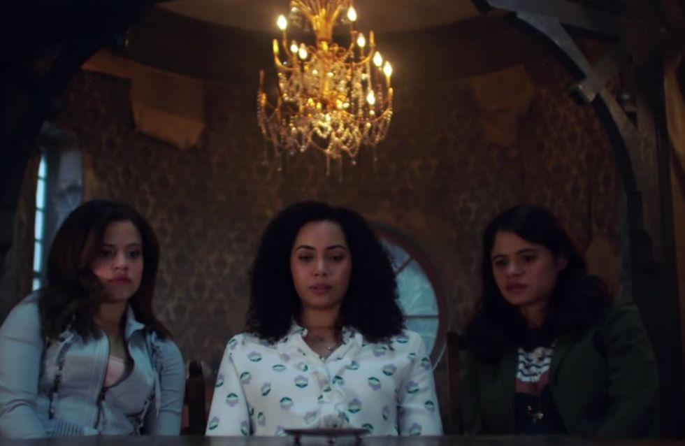 La bande annonce du reboot de Charmed a été dévoilée ! (vidéo)