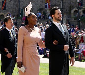 Serena Williams ose les baskets pour le mariage du prince Harry et Meghan Markle
