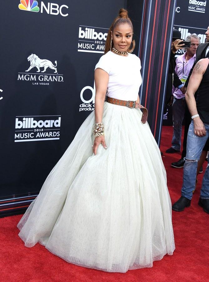 Billboard Music Awards 2018 : Janet Jackson