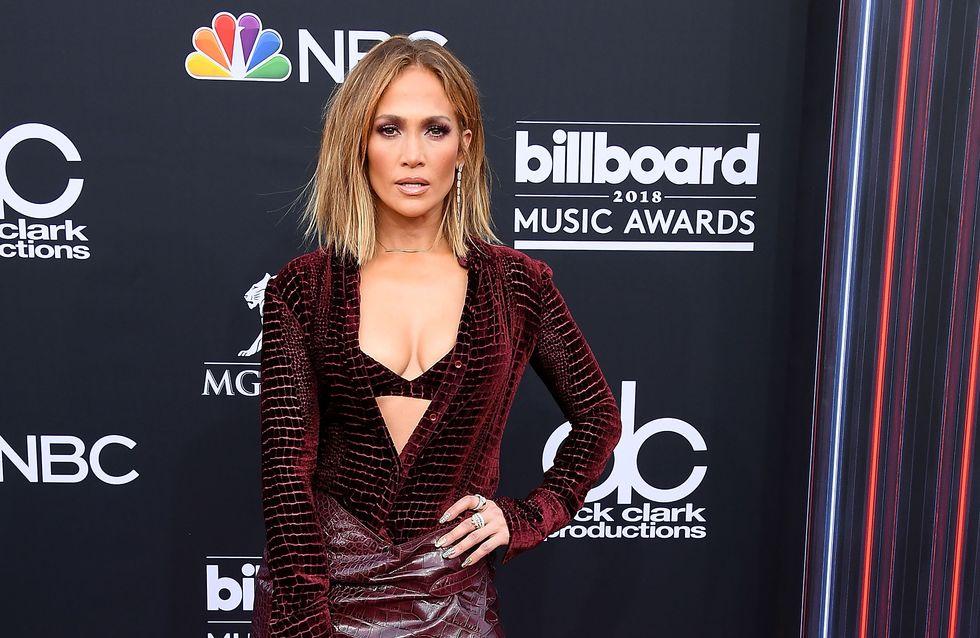 Robe léopard, transparente ou en cuir... Les stars ont tout osé aux Billboard Music Awards