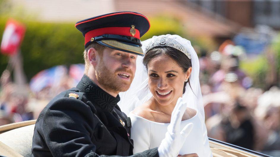 Les hommages émouvants à Diana pendant le mariage du prince Harry avec Meghan Markle