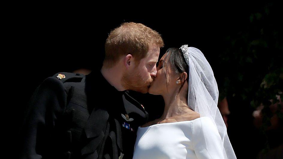 Prince Harry et Meghan Markle, les photos officielles du mariage sont magnifiques