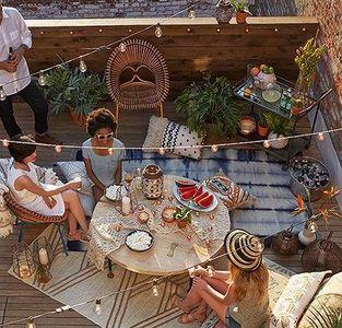 Planes para disfrutar de la terraza