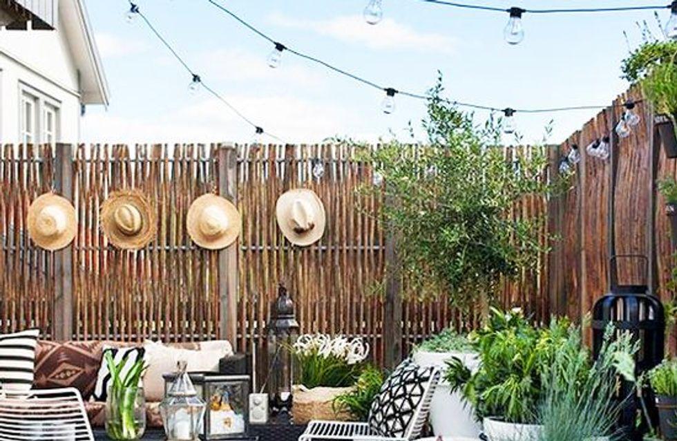 10 planes para disfrutar al máximo de tu terraza