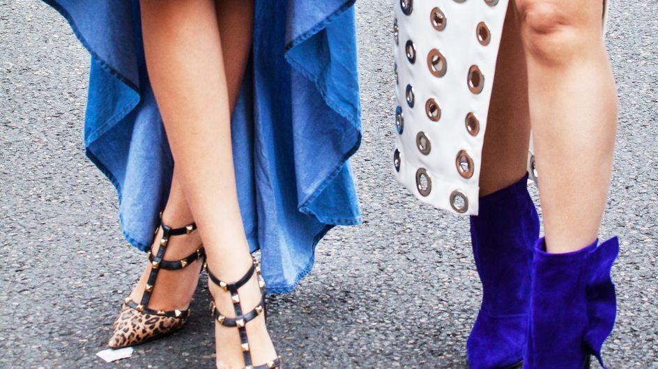 Schuhtrends 2018: 5 Trend-Schuhe, an denen du jetzt nicht vorbei kommst!