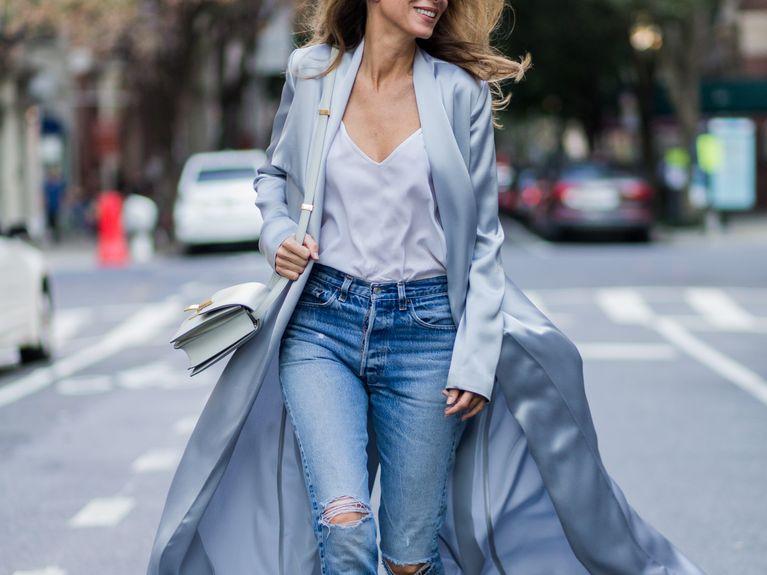 878b1c7562d9 Boyfriend Jeans kombinieren: Die schönsten Outfit-Ideen für jede Figur