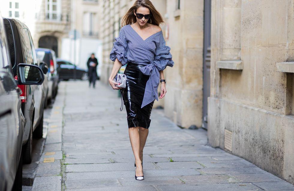 Style-Tipp: In DIESEM Trend-Oberteil siehst du sofort schlanker aus!