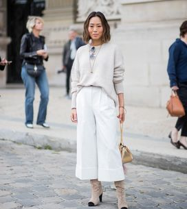 Culottes kombinieren: So gelingt euch der Trend-Style!