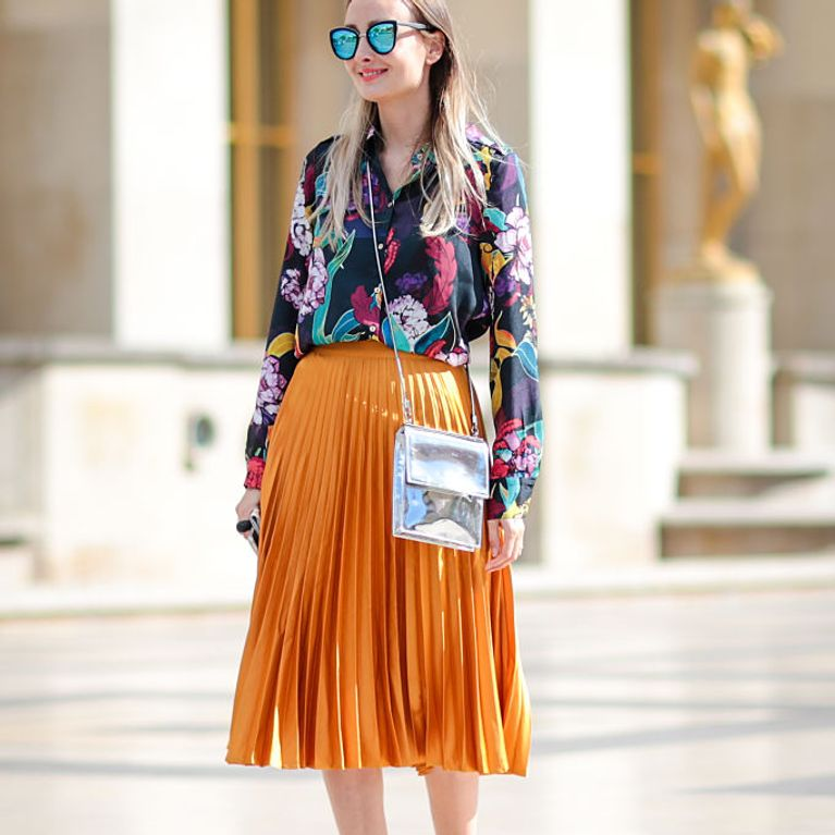 Kleidung farblich kombinieren