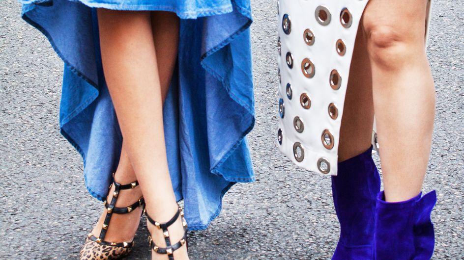 Der große Styling-Guide: Welche Schuhe passen zum Rock?