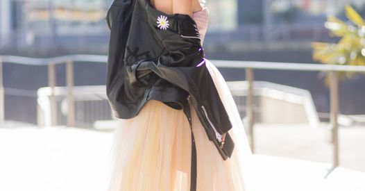 dc1da235e154 Tüllrock kombinieren: SO stylen Fashion-Profis den Tüllrock 2016/17
