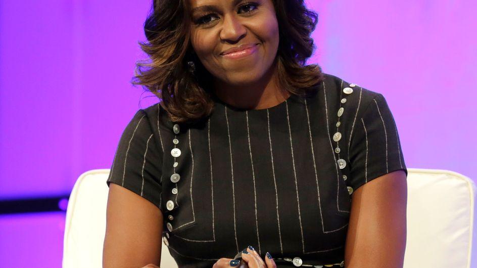 Michelle Obama dévoile une rare photo d'elle enfant avec ses parents