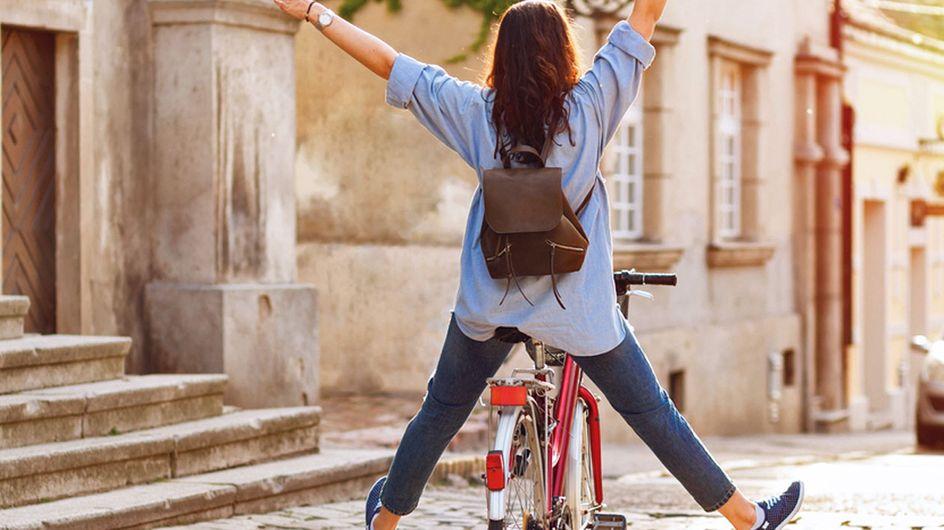 Aprovecha el buen tiempo y muévete en bici: ¡descubre sus beneficios!
