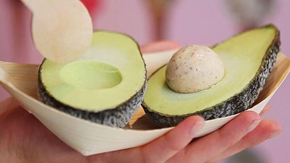 Avolato, el helado de aguacate vegano y saludable
