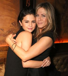 Jennifer Aniston y Selena Gomez, enemigas íntimas por culpa de Justin Theroux