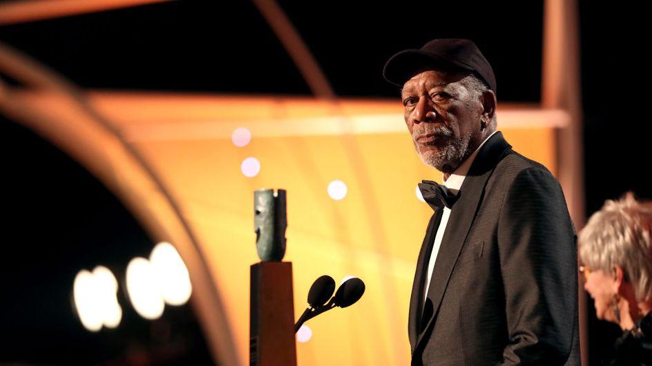 Accusé de harcèlement sexuel, Morgan Freeman s'excuse…