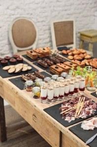 Que mettre sur votre buffet pour manger du bout des doigts ?