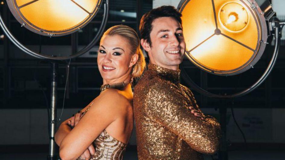 Katrina Patchett et Brian Joubert éblouissants dans Holiday On Ice Atlantis (critique)